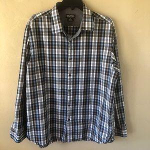 Michael Kors Button Up Dress Shirt Sz XXL